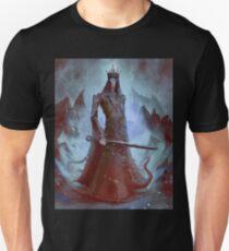 Lich King White Walker Ringwraith Unisex T-Shirt