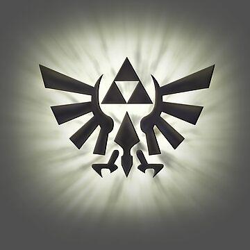 Zelda Triforce #2 by Appupple