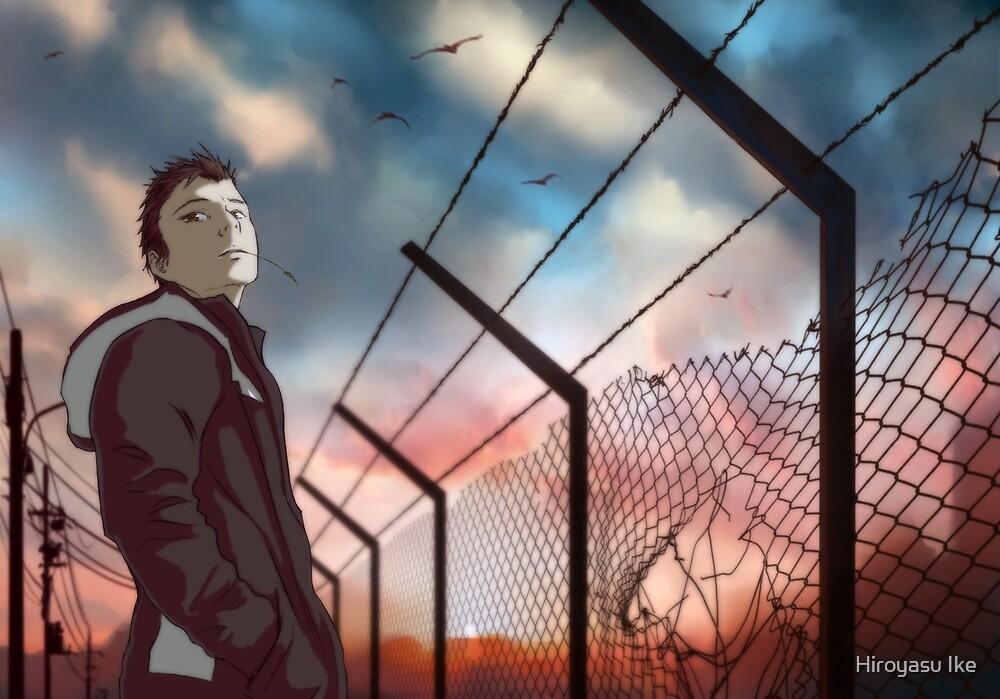 : NO GO : by Hiroyasu Ike