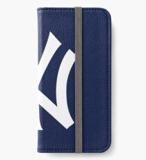 New york Yankees iPhone Wallet/Case/Skin