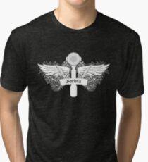 Portafilter Power White Edition Tri-blend T-Shirt