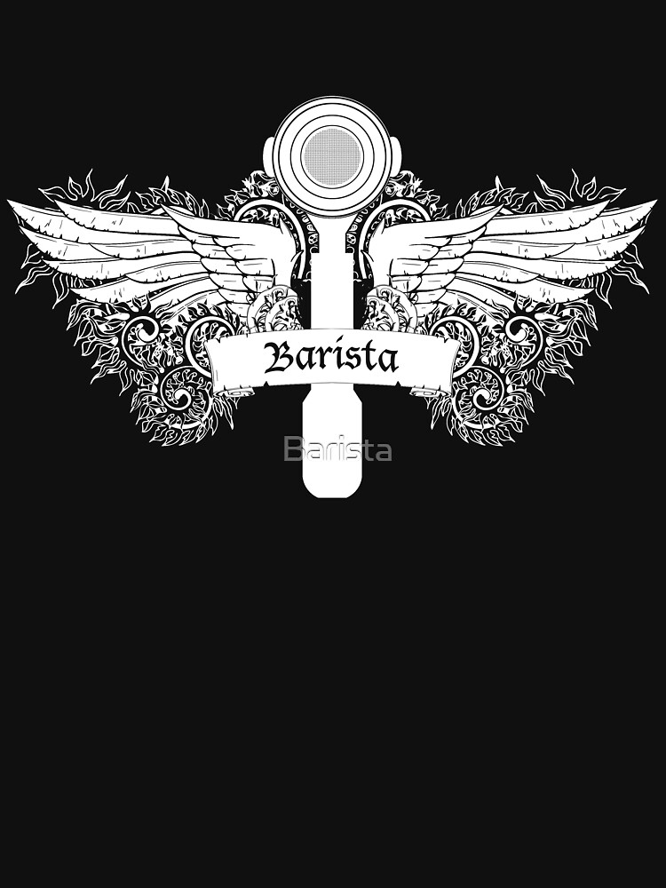 Portafilter Power White Edition | Unisex T-Shirt