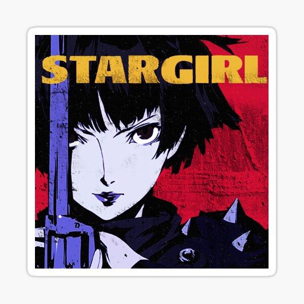 Stargirl Sticker