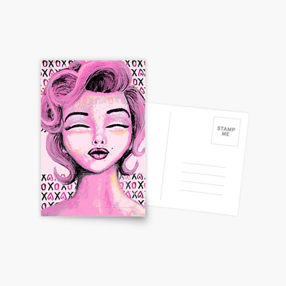 Marilyn Postcard