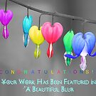Featured Banner For *A Beautiful Blur by Stephanie Hillson