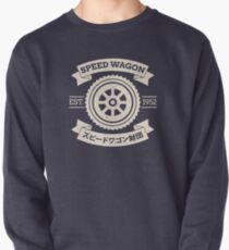 SPW - Speed Wagon Foundation [Cream] Pullover