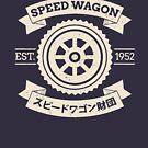 SPW - Speed Wagon Foundation [Cream] by wanderingkotka