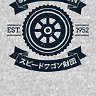 SPW - Speed Wagon Foundation [Navy] by wanderingkotka