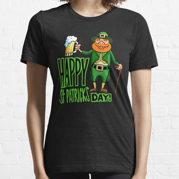 Happy St Patricks's Day Essential T-Shirt