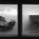 Through an abbey window by Lenka
