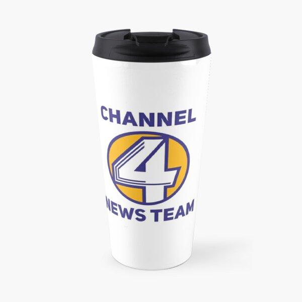 Anchorman - Channel 4 News Team Travel Mug