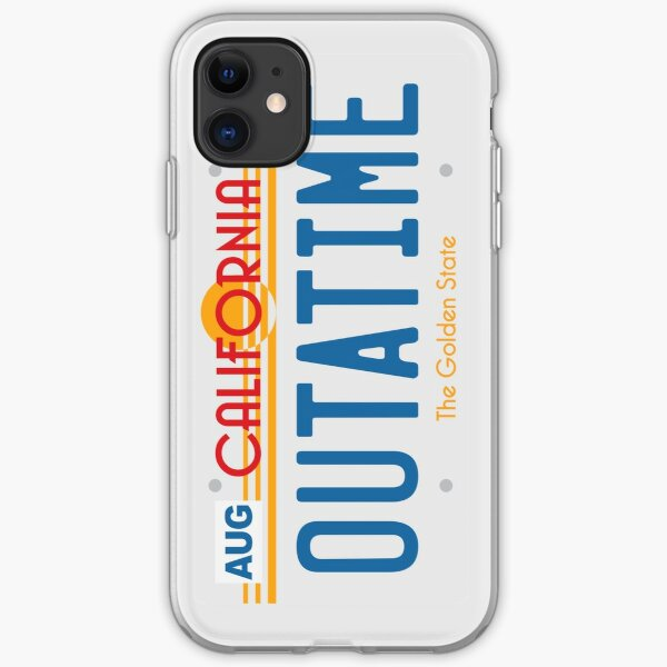 OUTATIME iPhone Soft Case