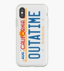 OUTATIME iPhone Case
