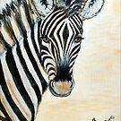 MY ZEBRA BABY - Burchells Zebra von Magriet Meintjes