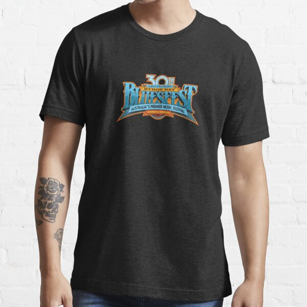 Byron Bay Bluesfest Essential T-Shirt