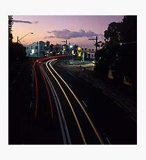 Suburban Photographic Print