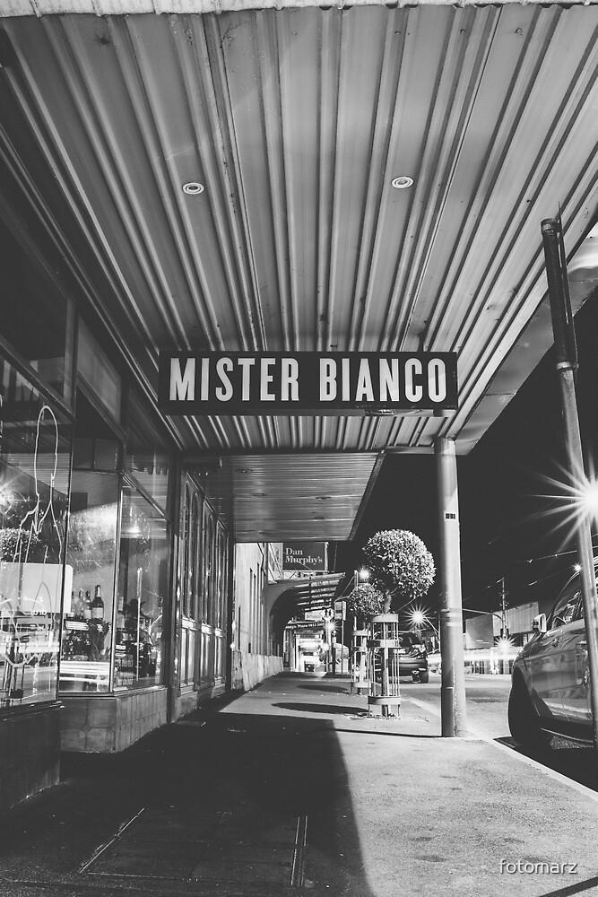 Mister Bianco by fotomarz