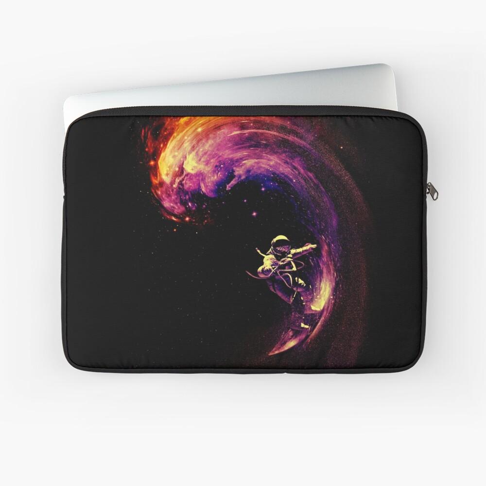 Surfen im Weltraum Laptoptasche
