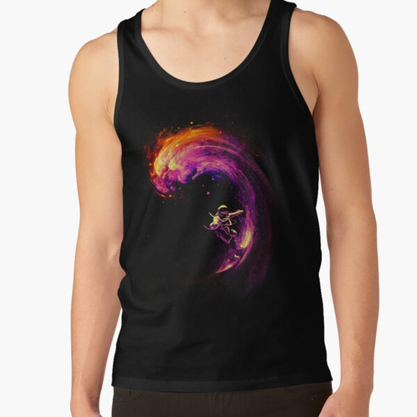Space Surfing Tank Top