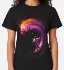 Surfen im Weltraum Classic T-Shirt