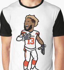 Odell Beckham Jr Browns Graphic T-Shirt