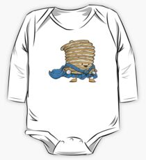 Captain Pancake One Piece - Long Sleeve