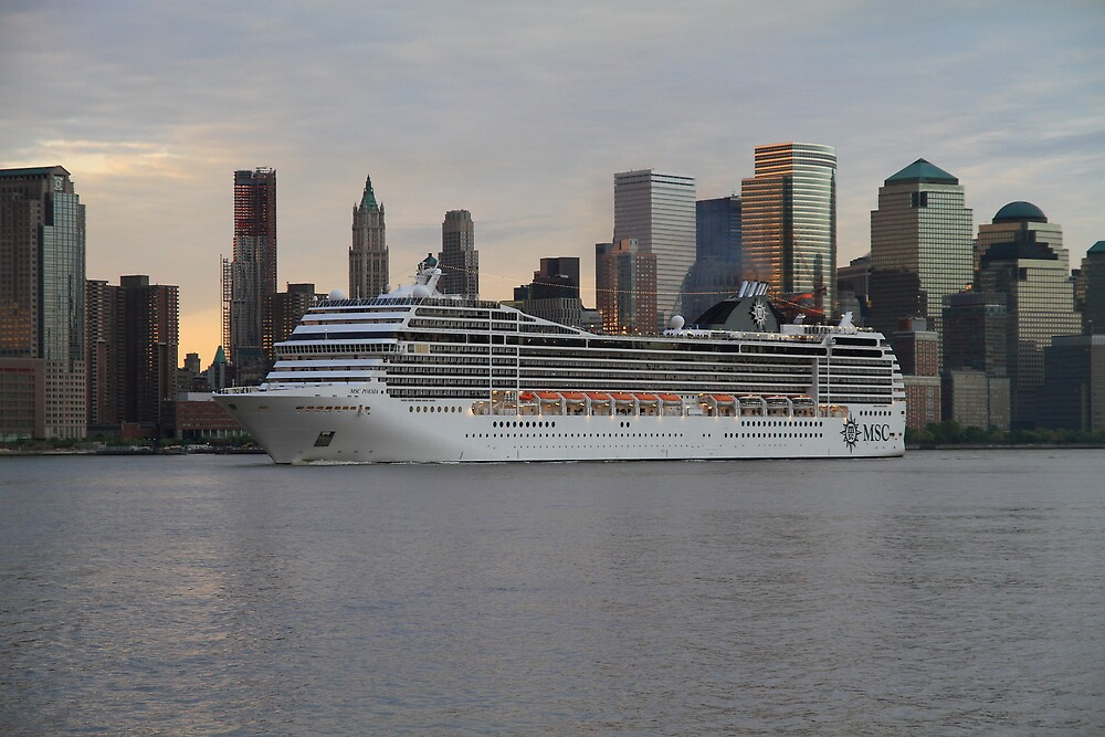 MSC Poesia by pmarella