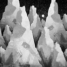 Rocky hohe Gipfel von steveswade