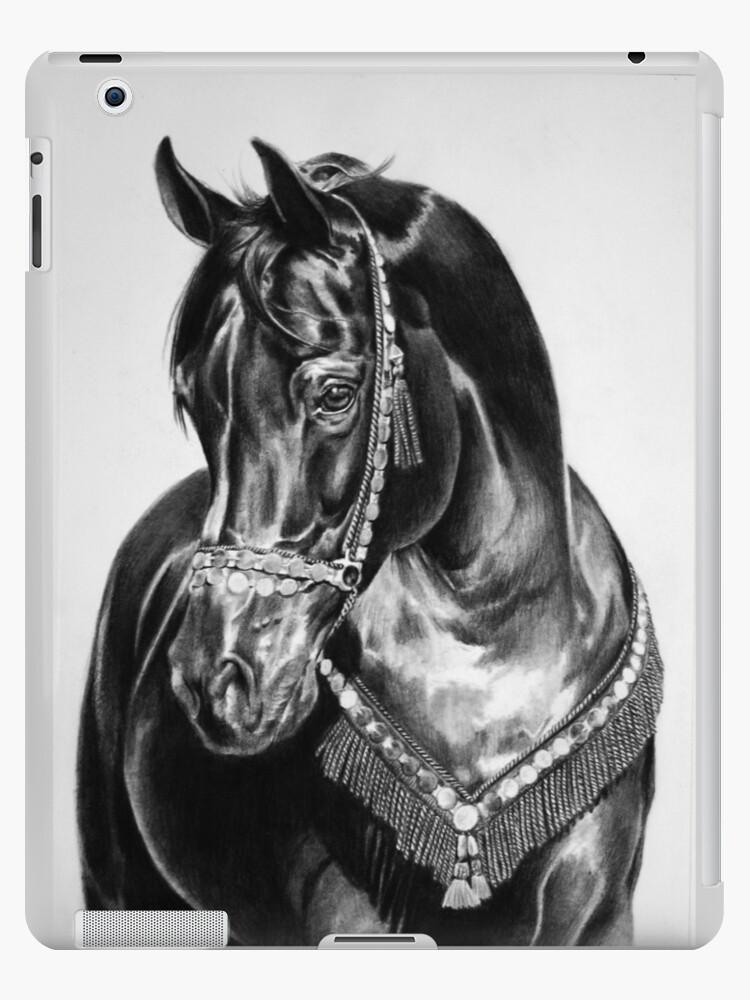 Black Beauty by mariadangeloart