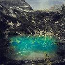 Mountain Lake by Dirk Wuestenhagen