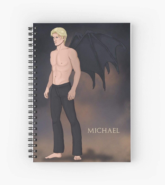 Michael - Brandywine Investigations by mischiefcorner