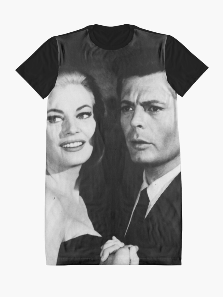 Alternate view of La Dolce Vita, 1960 ❎ HQ-quality Graphic T-Shirt Dress