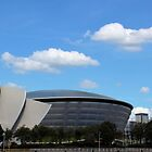 The Hydro Glasgow  by Dougie Badger