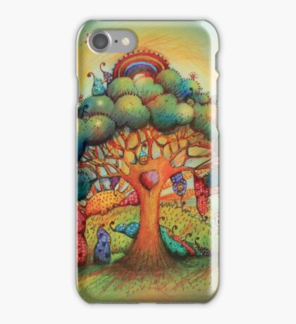 Gnome Babies iPhone Case/Skin