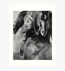Cinder Art Print