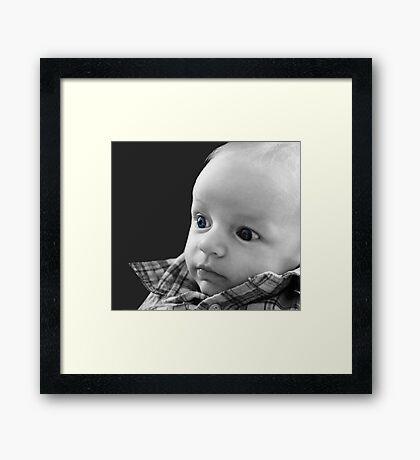 Seeing Framed Print