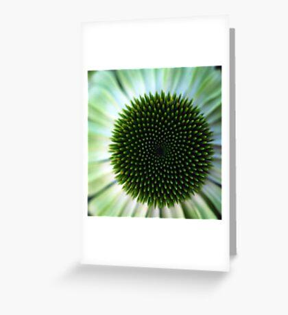 Verde ... Greeting Card
