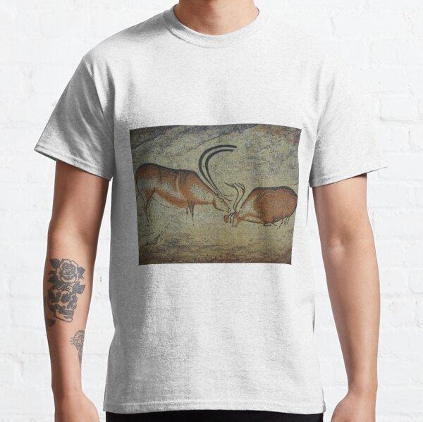 #CavePaintings #CaveDrawings #cave #paintings #drawings #CavePaintingsInFrance Classic T-Shirt