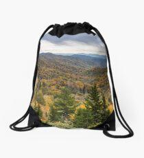 The Smokies Drawstring Bag