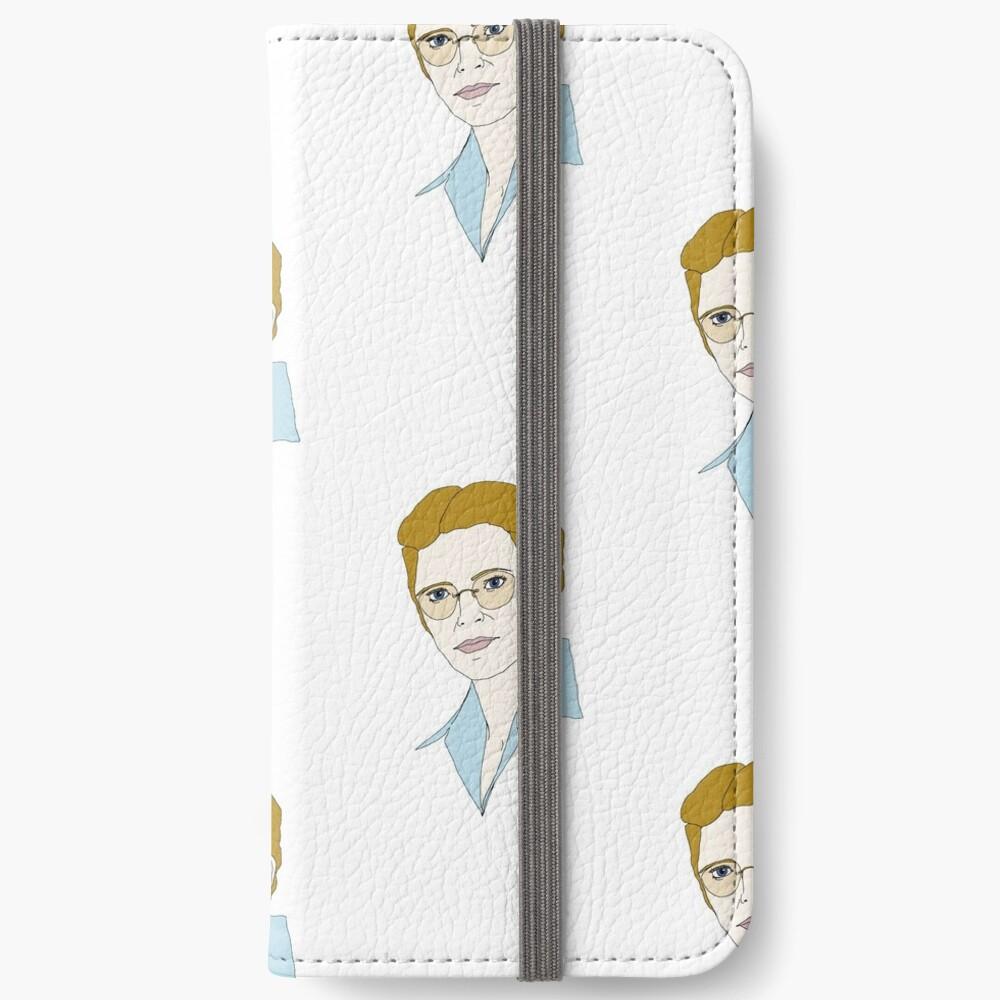 Aviatrix series - Elsie MacGill, OC iPhone Wallet