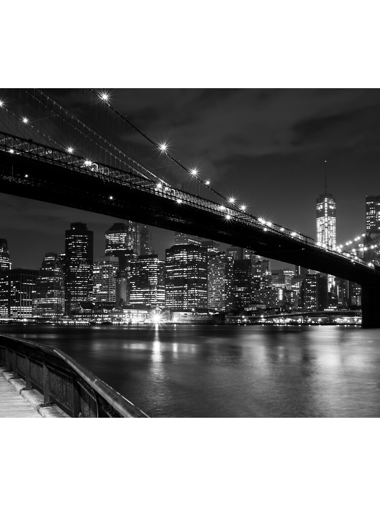 The Lights Of Lower Manhattan de claytownsend