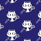 Musician : JAZZ CAT Cool Performer Logo t shirt Original Graphic Retro Design by VIDDAtees