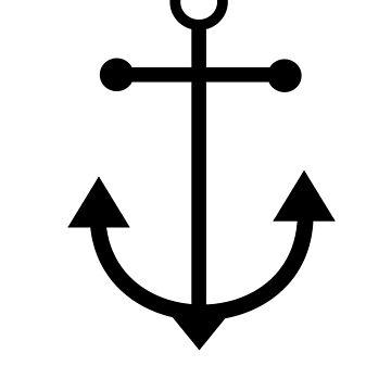 anchor by Pferdefreundin