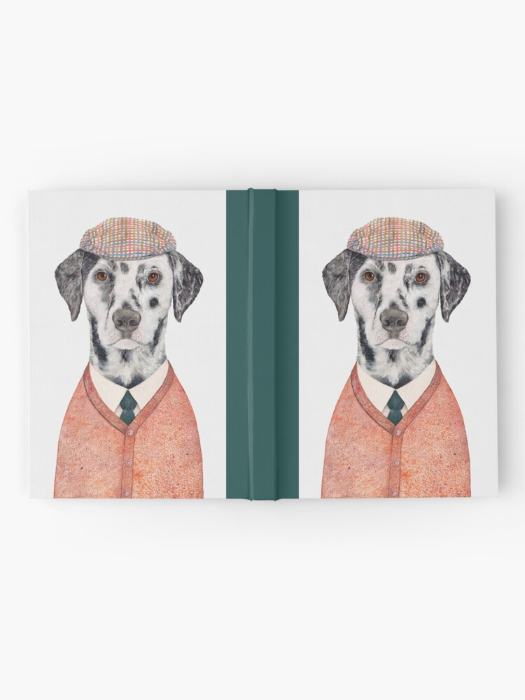 Alternate view of Dalmatian Hardcover Journal