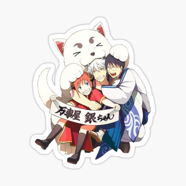 GIntama team Sticker