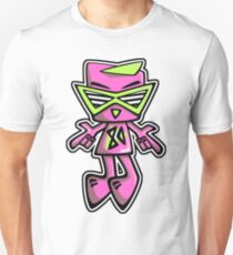 Eighties Mascot Unisex T-Shirt