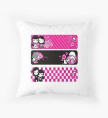 Emo Couples, Emo Love Floor Pillow