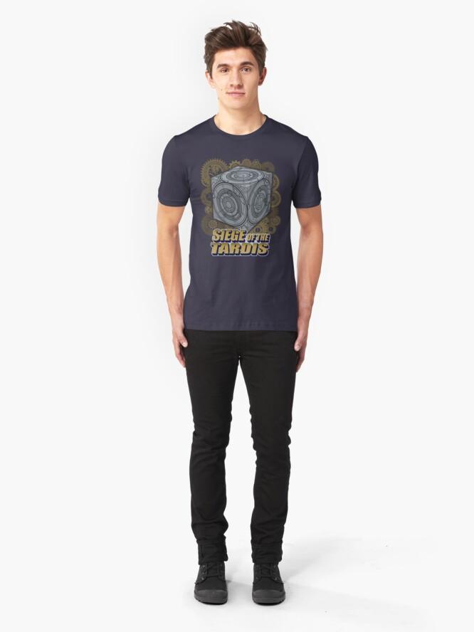 Alternate view of Siege Mode Alternative Slim Fit T-Shirt