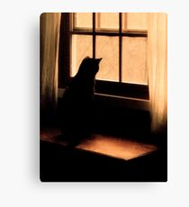 Rising with the Sun Canvas Print