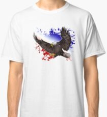 Bald Eagle - Red, White & Blue Classic T-Shirt